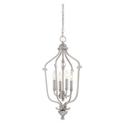 Minka-Lavery Savannah Row 4 Lt Chandelier