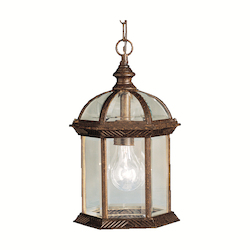Kichler Outdoor Pendant 1Lt Led