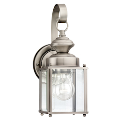 Sea Gull 8456-965 One Light Outdoor Lantern