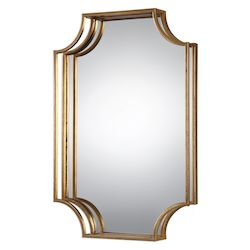 Uttermost Uttermost Lindee Gold Wall Mirror