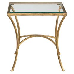 Uttermost Uttermost Alayna Gold End Table