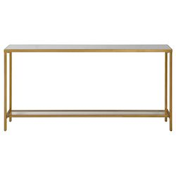 Uttermost Uttermost Hayley Gold Console Table