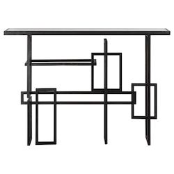 Uttermost Uttermost Dane Industrial Console Table