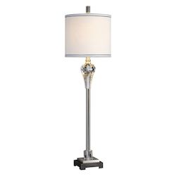 Uttermost Uttermost Daisetta Cut Crystal Table Lamp