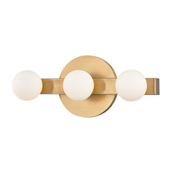 Hudson Valley 3 Light Wall Sconce