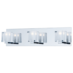 ET2 Blocs Led 3-Light Bath Vanity