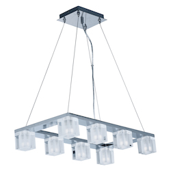 ET2 Blocs Led 8-Light Pendant