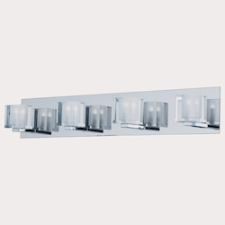 ET2 Blocs Led 4-Light Bath Vanity