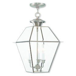 Livex Lighting Outdoor Chain-Hang Lantern
