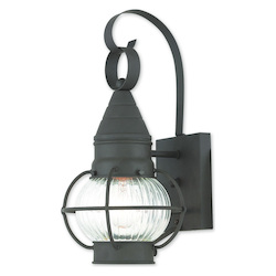 Livex Lighting Newburyport Bronze Wall Lantern