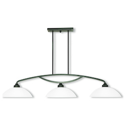 Livex Lighting Linear Chandelier