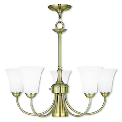 Livex Lighting Dinette Chandelier