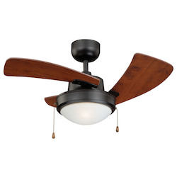 Vaxcel International Wolcott 36In. Ceiling Fan