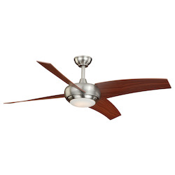 Vaxcel International Racine Led 48In. Ceiling Fan