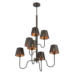 Savoy House Kimball 7 Light Chandelier