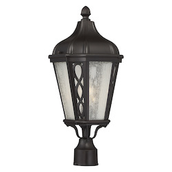 Savoy House Hamilton 9In. Post Lantern