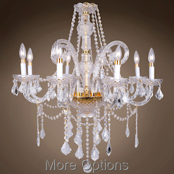 Mandarin Milan Victorian Design 8 Light 28