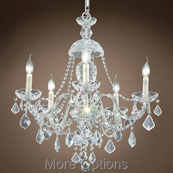 JM Victorian Design 5 Light 25