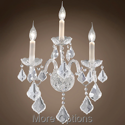 Victorian crystal chandeliers antique light fixtures sconces we jm victorian design 3 light 13 aloadofball Images