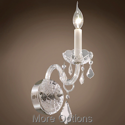 Victorian crystal chandeliers antique light fixtures sconces we jm victorian design 1 light 4 aloadofball Images
