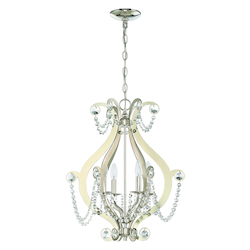 Craftmade 4 Light Mini Chandelier