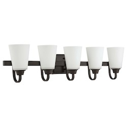 Craftmade 5 Light Vanity Light