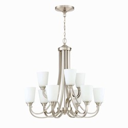 Craftmade 9 Light Chandelier