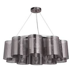 Craftmade 10 Light Chandelier