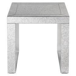 Uttermost Nora Mirrored Accent Table