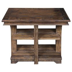 Uttermost Ramsey Solid Wood End Table