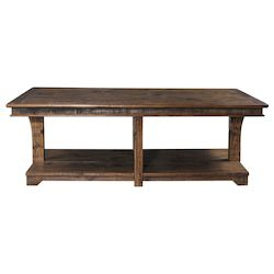 Uttermost Ramsey Solid Wood Coffee Table