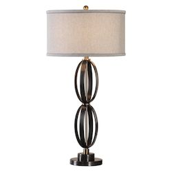 Uttermost Moretti Oil Rubbed Bronze Table Lamp