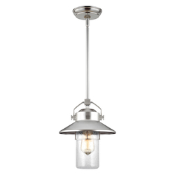 Feiss Open Box 1 - Light Outdoor Pendant Lantern