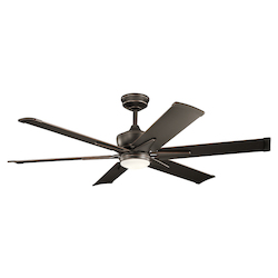 Kichler 60 Inch Szeplo Ii Led Fan