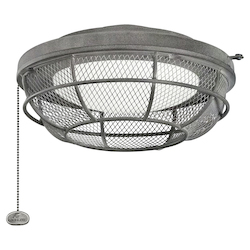 Kichler Led Industrial Mesh Light Kit