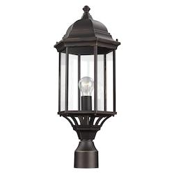 Sea Gull One Light Outdoor Post Lantern
