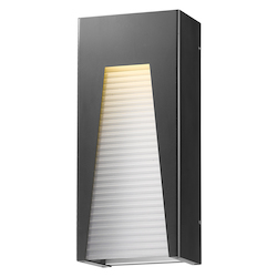 Z-Lite 1 Light Outdoor Wall Light