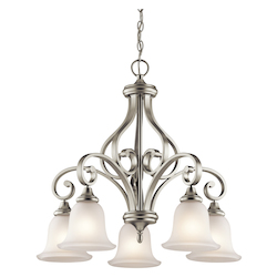 Kichler Chandelier 5Lt Led