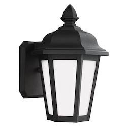 Sea Gull 89822-12 Small One Light Outdoor Wall Lantern