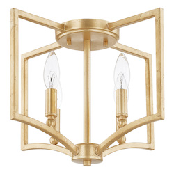 Capital Open Box 4 Light Flush Mount