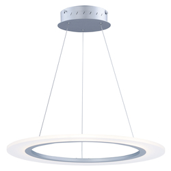 ET2 Saturn Ii Led-Entry Foyer Pendant