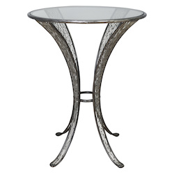 Varaluz Flow Pub Table - Steel