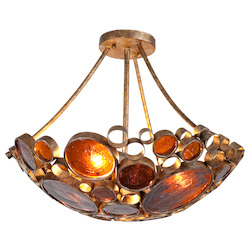Varaluz Fascination 3-Lt Ceiling Light - Kolorado