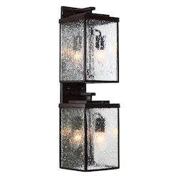 Varaluz Mission You 4-Lt Outdoor Wall Fixture