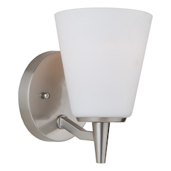 Artcraft Clayton Ac10917Bn  Light Flush Mount
