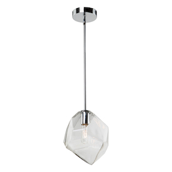 Artcraft Lux Pendant Collection Ac11000 1 Light Pendant