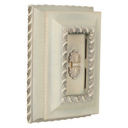 Craftmade CH1201-AWD Hand-Carved Rectangle Chime