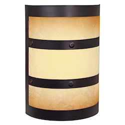 Craftmade ICH1415-OBG Half Cylinder Lighted Chime