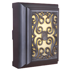 Craftmade ICH1630-OB Framed Scroll Lighted Chime