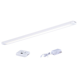 Vaxcel International 16 In. Instalux Led Slim Under Cabinet Strip Light 1-Pack White